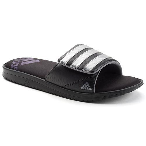 gran variedad de estilos diseño superior outlet adidas Zeitfrei FitFOAM Men's Slide Sandals