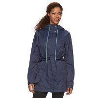 Women's Columbia Spring Run Hooded Trench Jacket