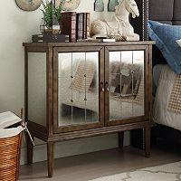 HomeVance Palmera Mirrored Cabinet