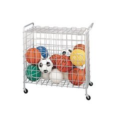 Champion Sports 36' x 41' Portable Ball Locker