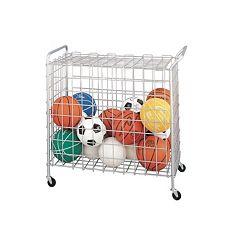 Champion Sports 36' x 41' Portable Ball Locker