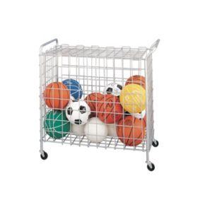 "Champion Sports 36"" x 41"" Portable Ball Locker"