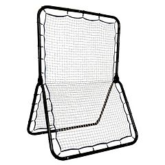 Champion Sports Double-Sided Lacrosse & Multi-Sport Training Rebounder