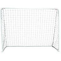 Champion Sports 2 pc 96 in Easy Fold Soccer Goal Set