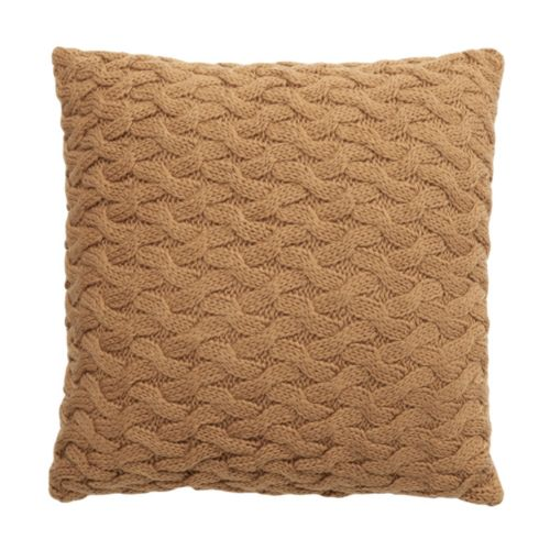Chaps Garden Cove Basket Weave Knit Throw Pillow