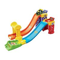 VTech Go! Go! Smart Wheels 3-In-1 Launch & Play Raceway