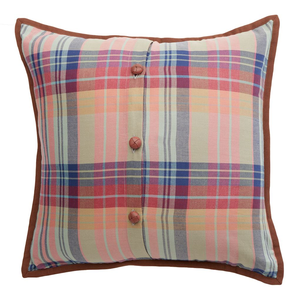 Chaps Garden Cove Yarn Dyed Throw Pillow