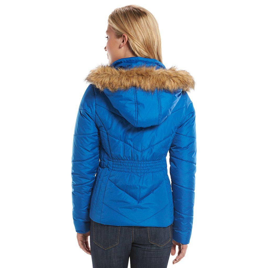 Women's Krush Hooded Puffer Jacket