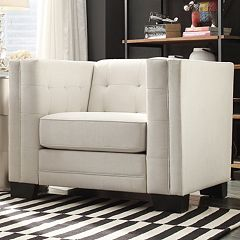 HomeVance Ladera Arm Chair