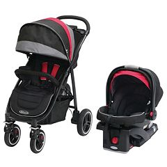 Graco Aire4 XT Click Connect Performance Travel System by