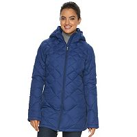 Women's Hemisphere Hooded Quilted Packable Down Jacket