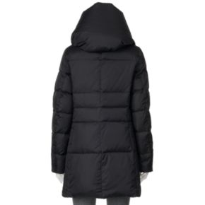 Women's Hemisphere Pillow Collar Down Puffer Jacket
