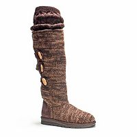 MUK LUKS Caris Women's Tall Sweater Boots