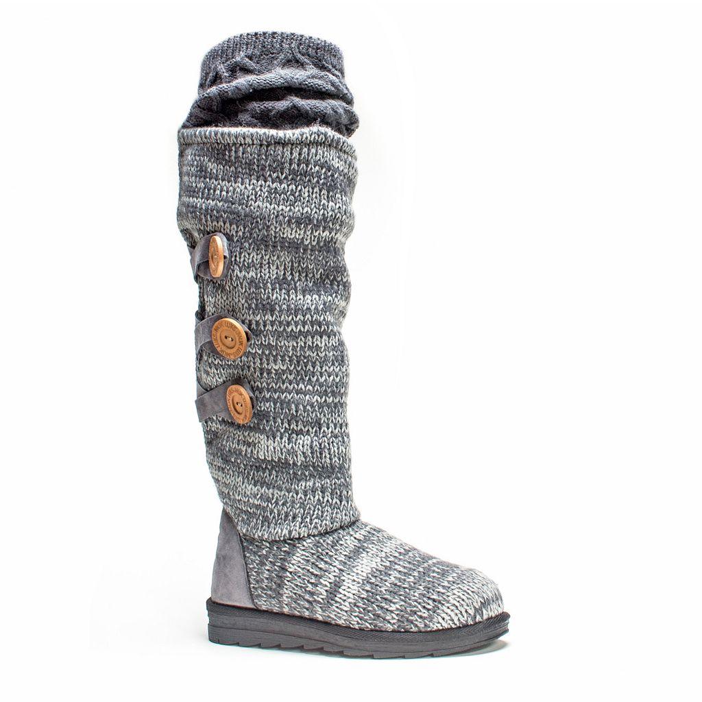 MUK LUKS Caris Women's Tall Sweater Boots