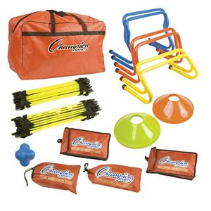 Champion Sports Speed and Agility Kit