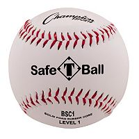 Champion Sports 12 pkLevel 1 Soft Compression Baseballs - Youth