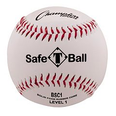 Champion Sports 12-pk. Level 1 Soft Compression Baseballs - Youth