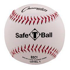 Champion Sports 12 pkLevel 1 Soft Compression Baseballs - Youth