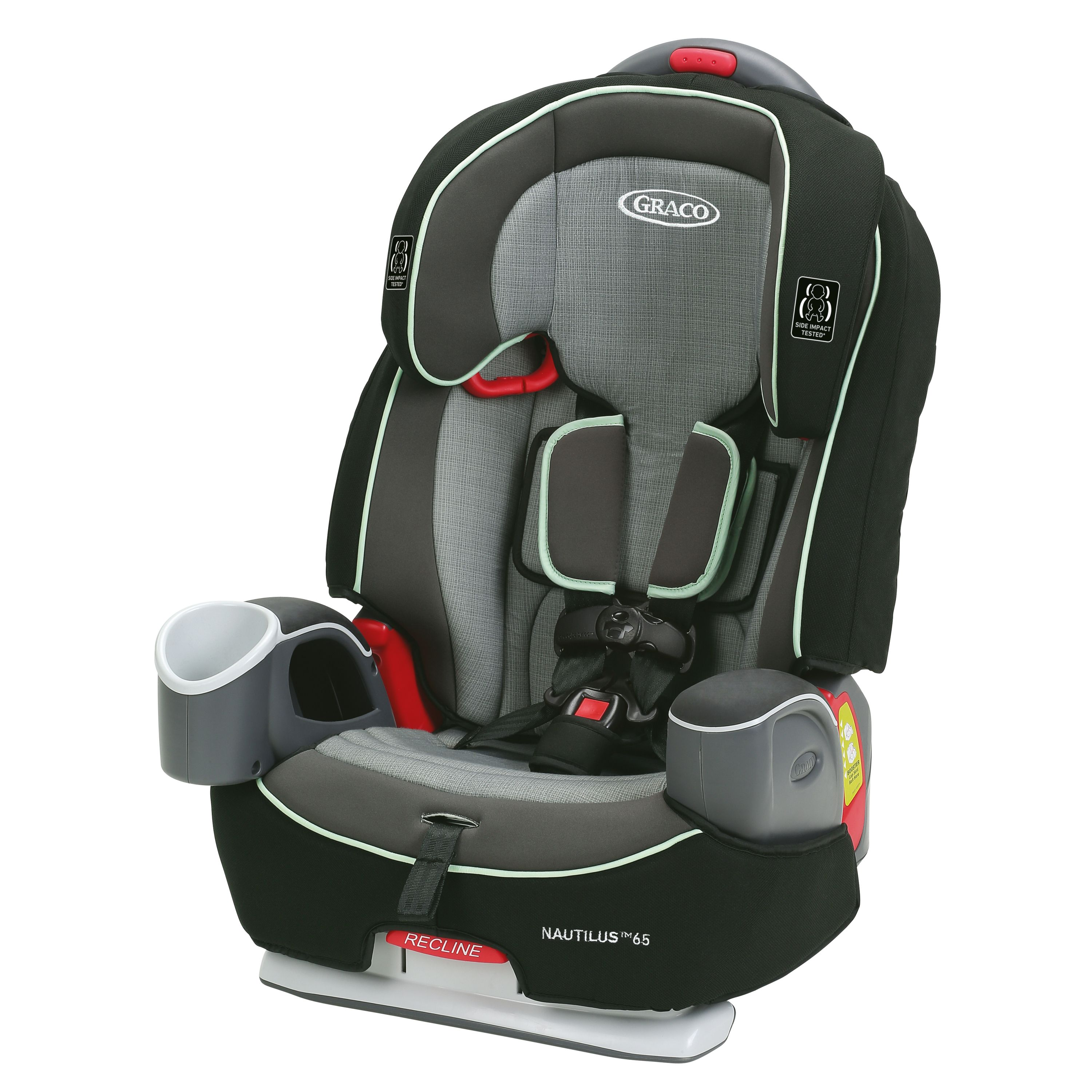 Graco Nautilus 65 3-in-1 Harness Booster