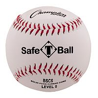Champion Sports 12 pkLevel 5 Soft Compression Baseballs - Youth
