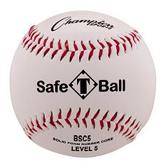Champion Sports 12-pk. Level 5 Soft Compression Baseballs - Youth