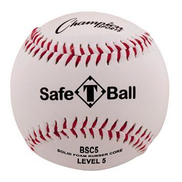 Champion Sports 12-pk. Level 5 Soft Compression Baseballs - Youth