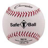 Champion Sports 12-pk. Level 10 Soft Compression Baseballs - Youth