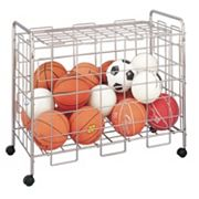 Champion Sports 40' x 39' Portable Ball Locker
