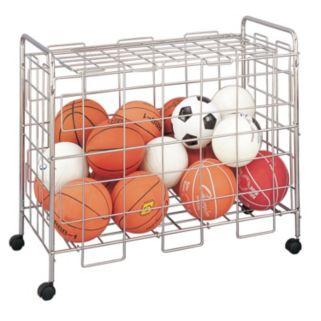 "Champion Sports 40"" x 39"" Portable Ball Locker"