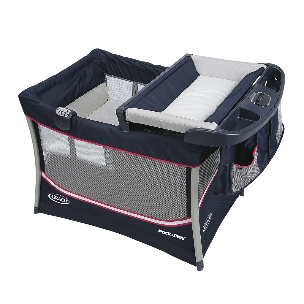 Graco Everest Pack 'n Play Playard