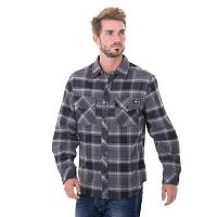 Men's Dickies Plaid Flannel Shirt
