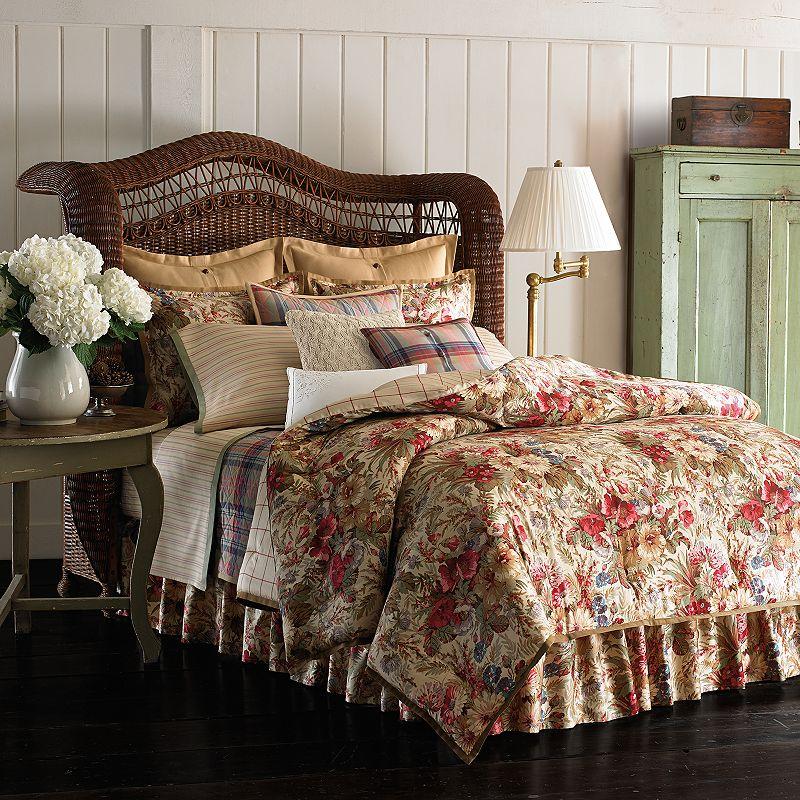 Chaps Garden Cove 4-pc. 300 Thread Count Comforter Set
