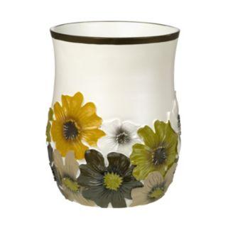 Popular Bath Floral Bouquet Wastebasket