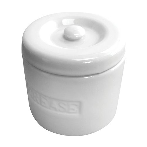 Fox Run 6-in. Porcelain Grease Canister