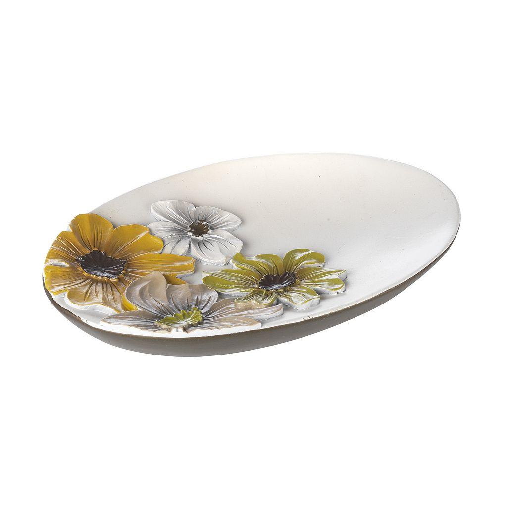 Popular Bath Floral Bouquet Soap Dish