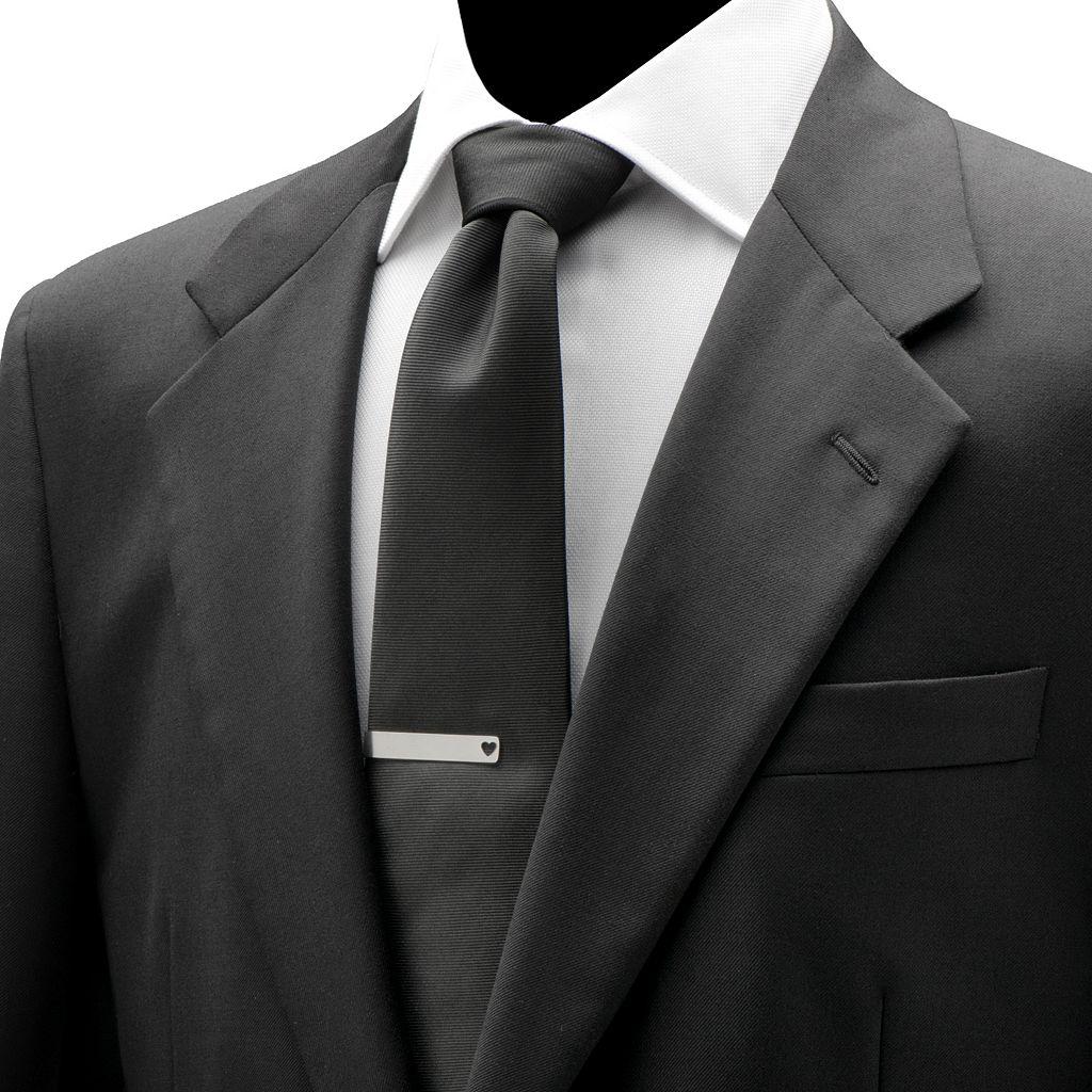 Heart Tie Bar