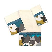 Popular Bath Floral Bouquet 3-pc. Bath Towel Set