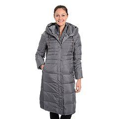 Women's Fleet Street Hooded Long Down Puffer Coat
