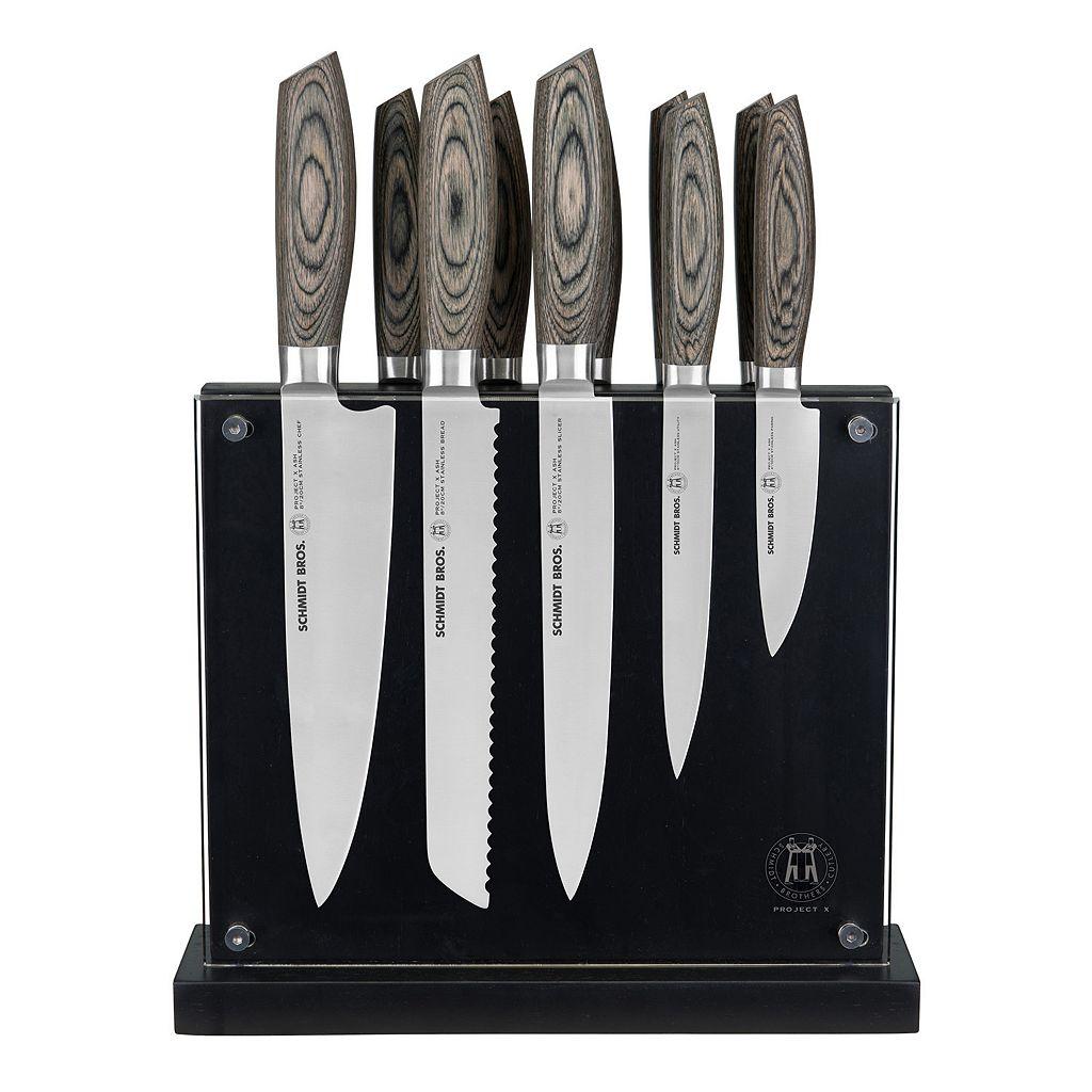 Schmidt Brothers Ash 12-pc. Knife Set