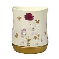 Popular Bath Dahlia Wastebasket