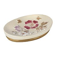 Popular Bath Dahlia Soap Dish