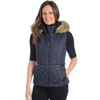 Women's Fleet Street Hooded Quilted Vest