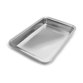 "Fox Run 11"" x 7"" Stainless Steel Baking Pan"