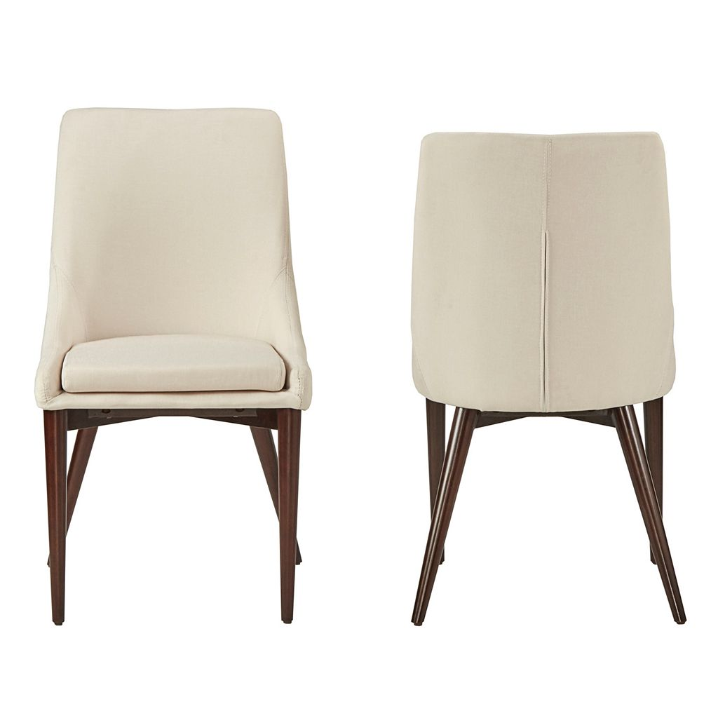 HomeVance Allegra 2-piece Chair Set