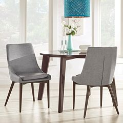 HomeVance Allegra 2 pc Chair Set