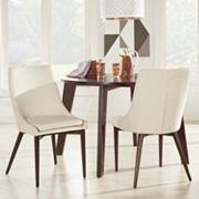 HomeVance Allegra 2 pc Chair Set