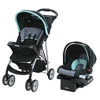 Graco LiteRider Click Connect Sully Stroller Travel System