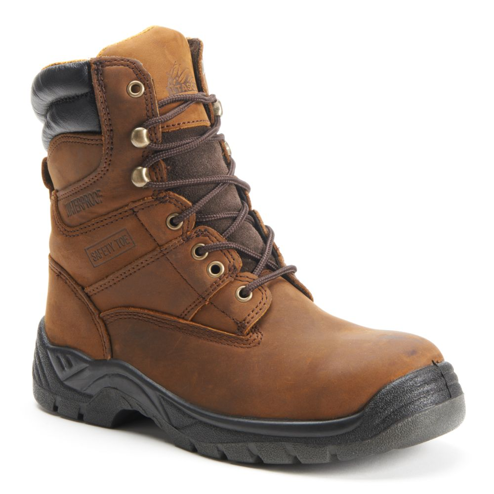 Itasca Authority Men's 8-in. ... Waterproof Work Boots