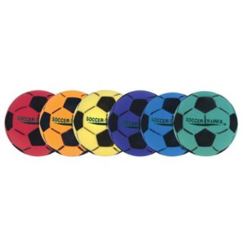 Champion Sports 6-pk. Ultra Foam Soccer Ball Set