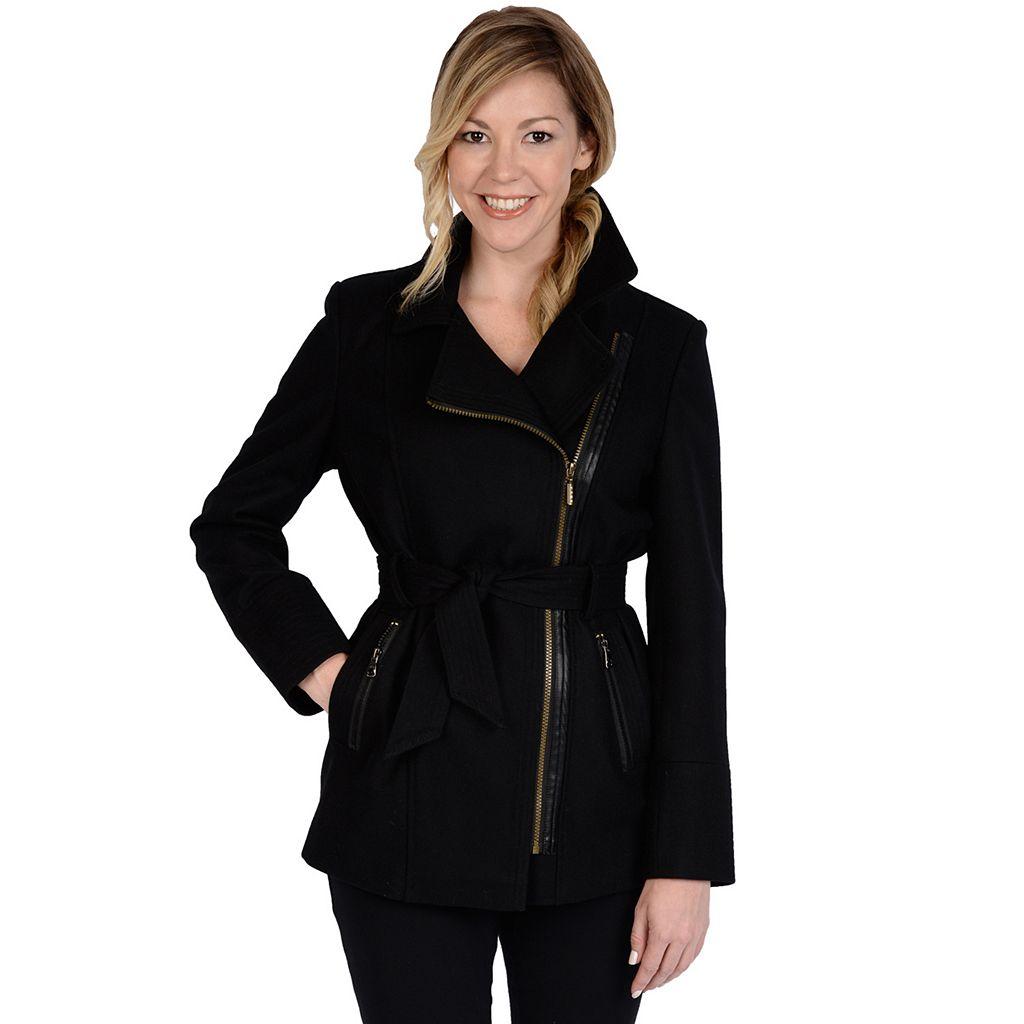 Women's Excelled Asymmetrical Jacket
